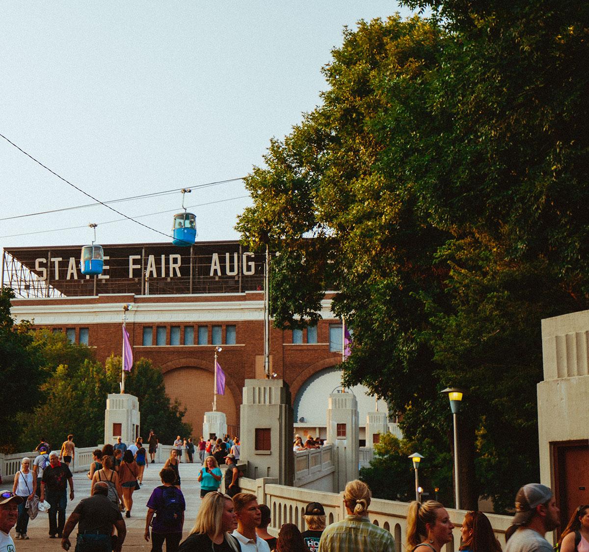 MN State Fair Carousel