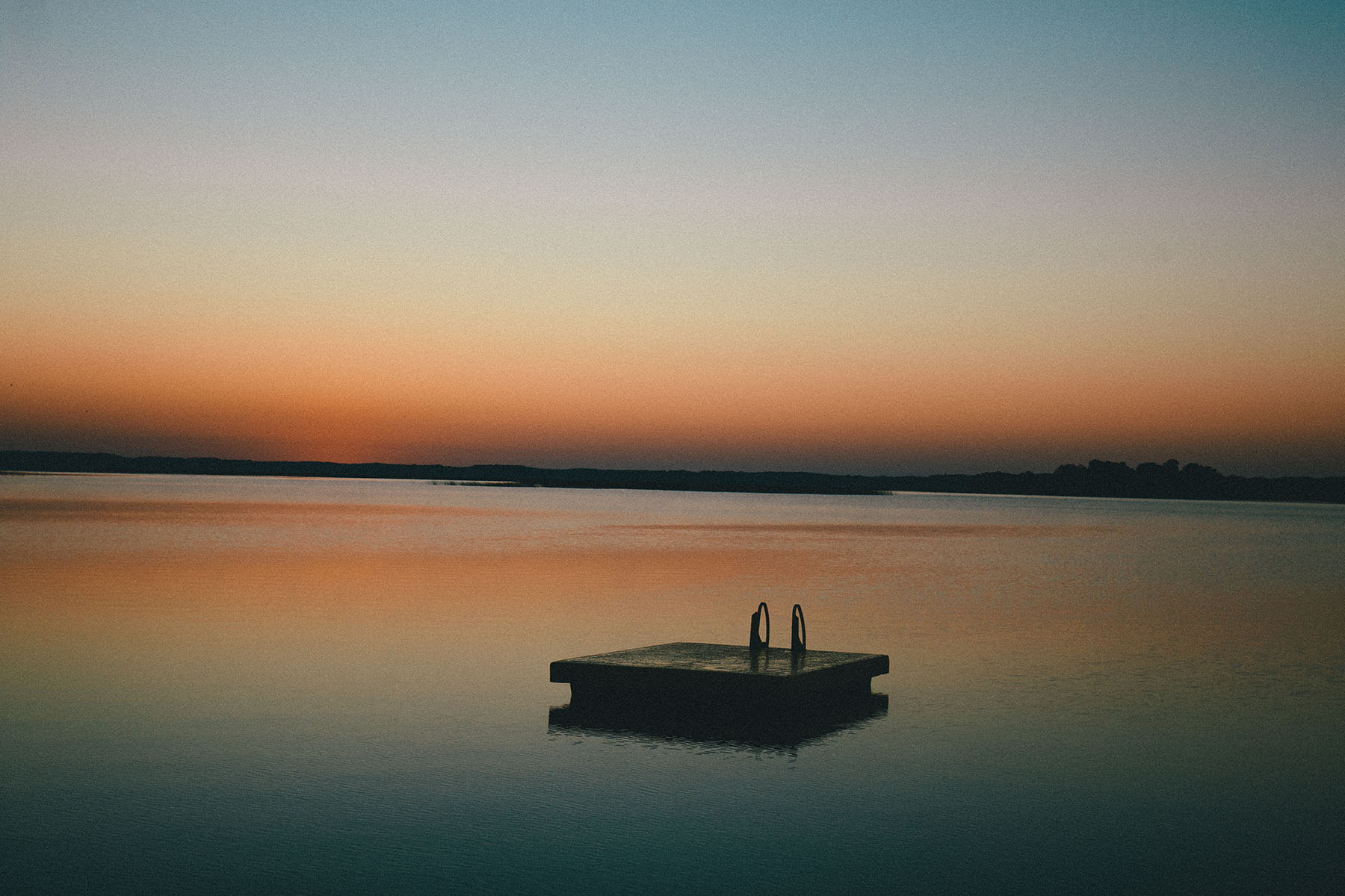 Jacob's Cove, Lake Lida, MN - Summer 2018